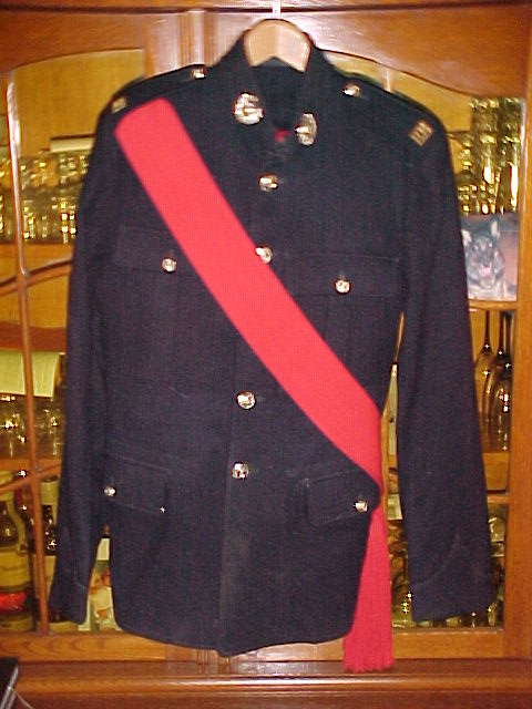 British Marine Uniform 74